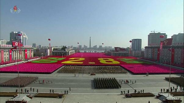 بيونغ يانغ تستعرض قوتها عشية افتتاح الألعاب الأولمبية الشتوية بسيول