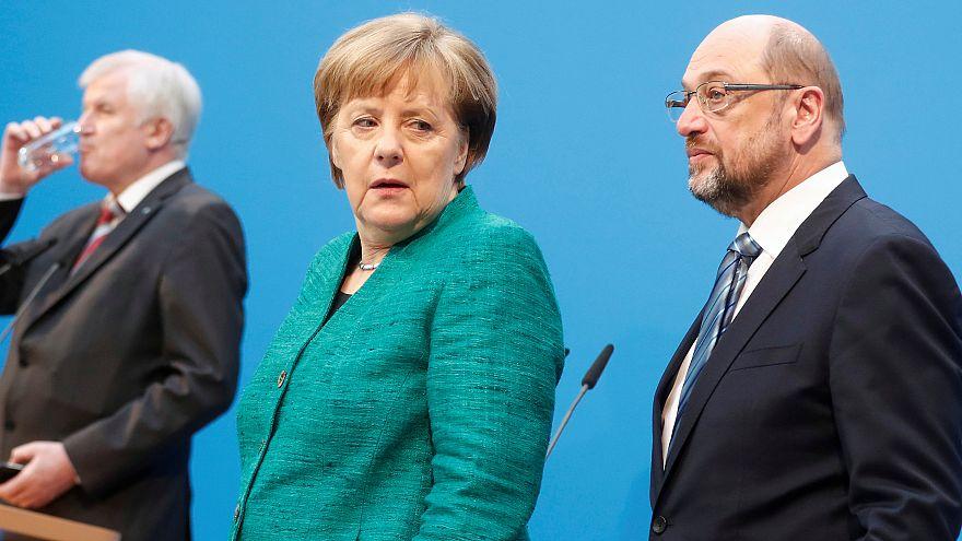 Almanya: Koalisyonla ilgili son söz SPD üyelerinde