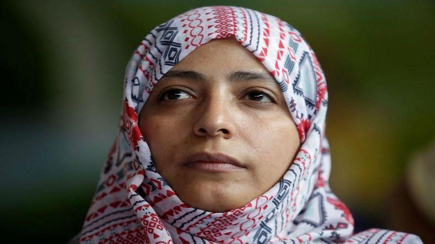 توكل كرمان تتهم السعودية والإمارات باحتجاز الرئيس هادي وباحتلال اليمن