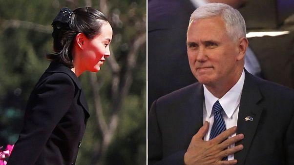 Pyeongchang: Onde é que os líderes vão ficar sentados?