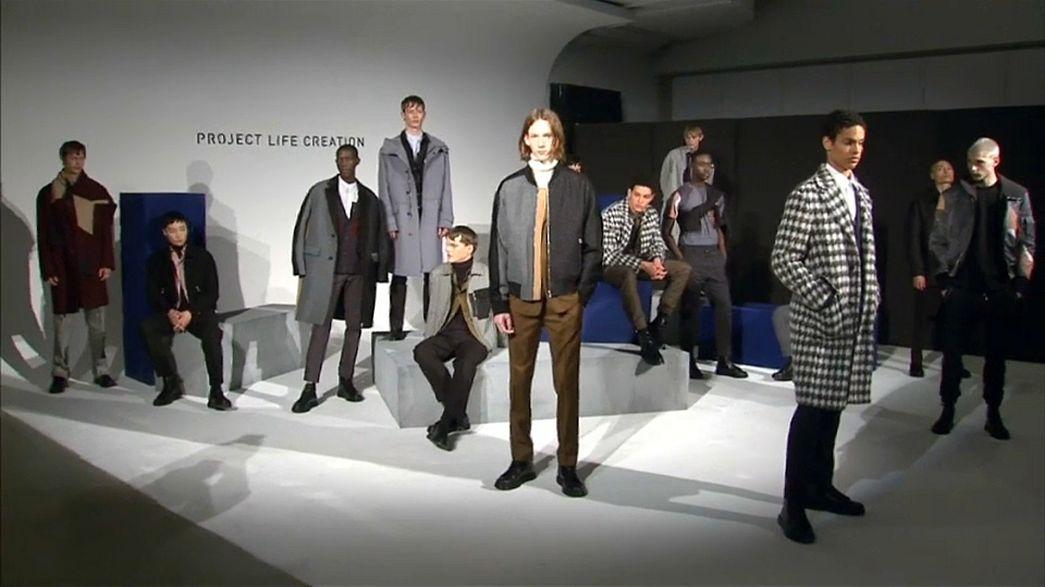"""La collezione """"Project Life Creation"""" a New York"""