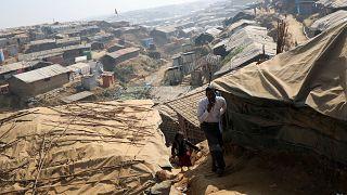 Les Rohingyas victimes de famine organisée