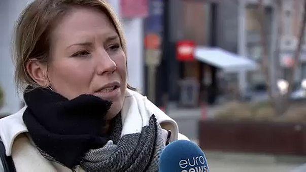كاترينا فكتورسون فقدت والدتها في تفجير مطار بروكسل 22/03/2016