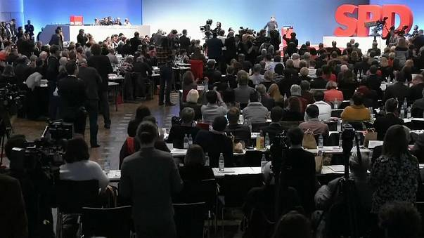 Un acuerdo de gobierno en manos de los militantes socialdemócratas alemanes