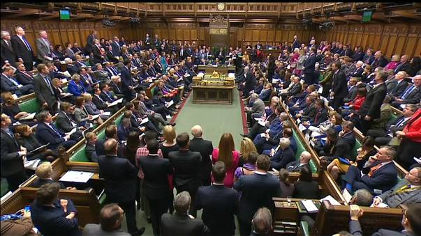 UK MPs to face harassment punishments