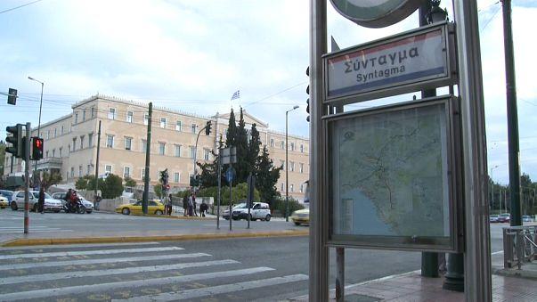 Piazza Sintagma, Atene