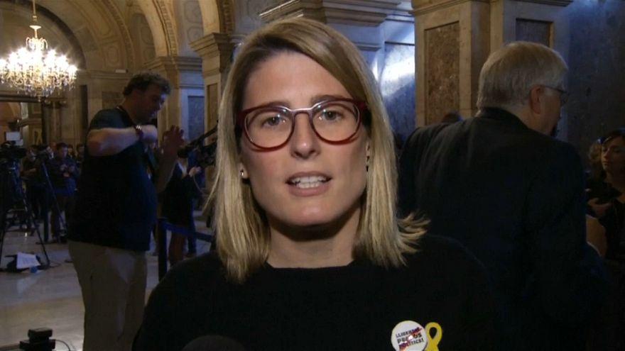 ¿Quién es Elsa Artadi que se perfila como futura presidenta de Cataluña?