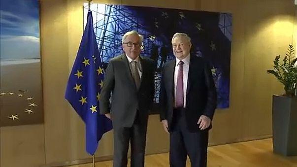 Soros György visszafordítaná a brexitet