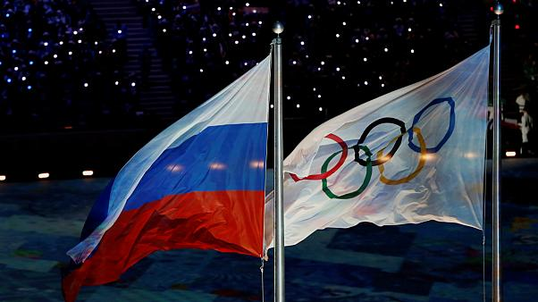 Esta imagem de há 4 anos em Sochi contrasta com a realidade atual