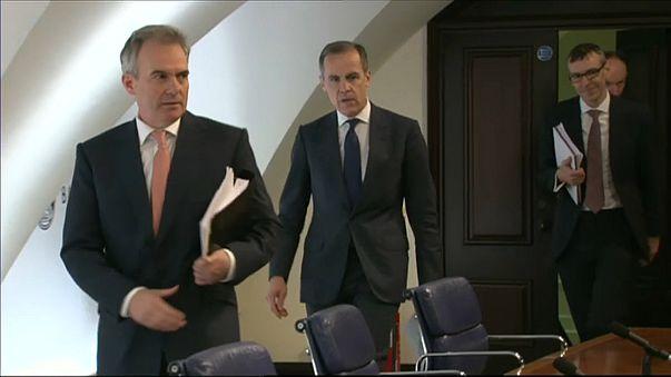 Банк Англии не стал повышать базовую ставку