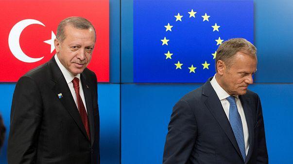 Европарламент раскритиковал Турцию