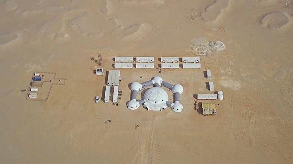 Já há um português a 'viver' em Marte
