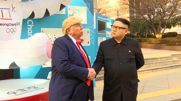 El histórico encuentro de Trump y Kim Jong-un en Seúl que nunca tuvo lugar