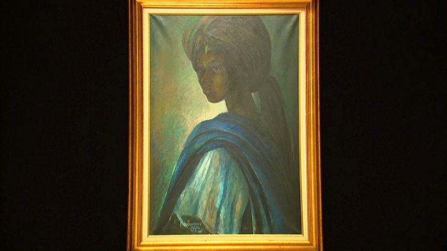 """La """"Mona Lisa africaine"""" bientôt aux enchères"""