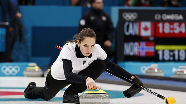 Россияне одержали первую олимпийскую победу