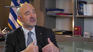 Intervista esclusiva con il Commissario Europeo, Pierre Moscovici