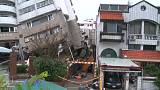 Rescate contrarreloj en Hualien