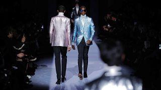 Tom Ford zeigt Menswear auf der New York Fashion Week
