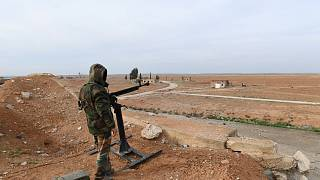 "La Syrie accuse la coalition anti-djihadiste de ""crime de guerre"""