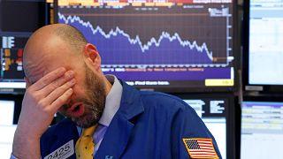 Nouvelle secousse à la bourse de New York
