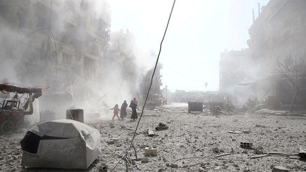 البنتاغون يكشف سبب اشتباكه مع قوات مؤيدة للحكومة السورية