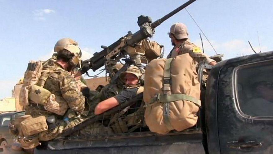 """مسؤولان أمريكيان: مقاتلون أكراد تمكنوا من أسر جهاديين بريطانيين ينتمون لمجموعة """"بيتلز"""""""