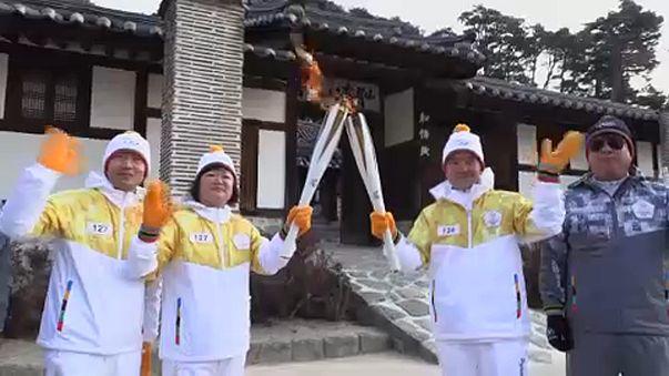 Elkezdődött a téli olimpia