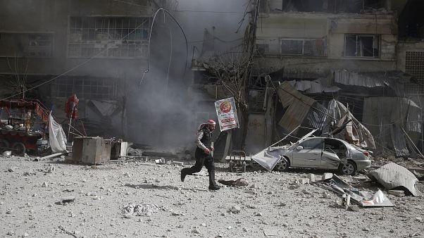 Esad Rejimi ABD'nin savaş suçu işlediğini iddia etti