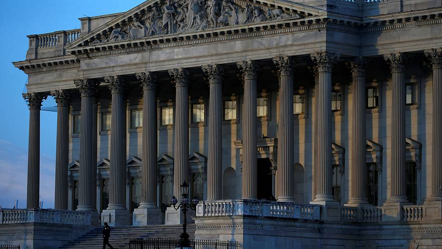 Der US-Senat in Washington