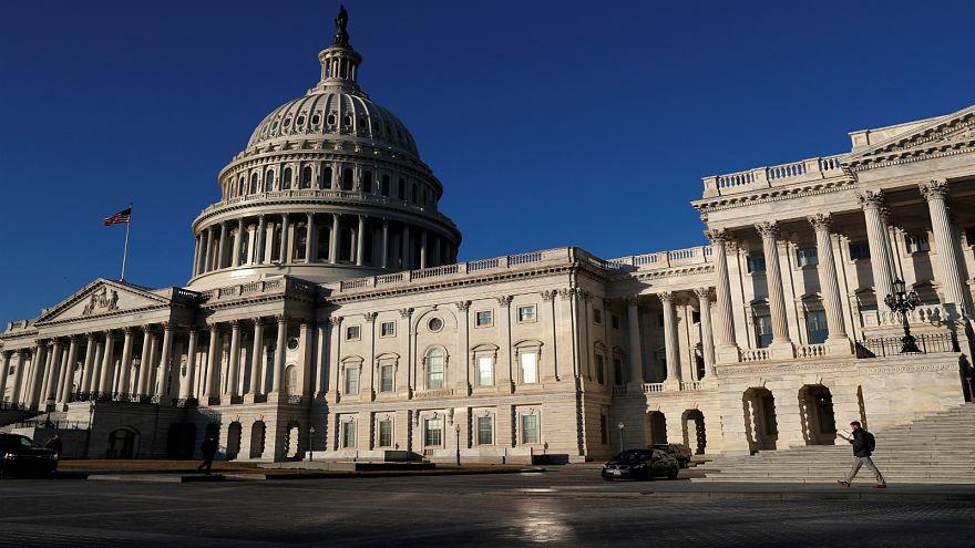 إغلاق الحكومة الأمريكية للمرة الثانية