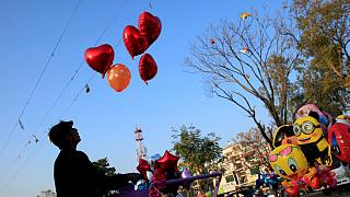 تبلیغ ولنتاین در پاکستان ممنوع شد