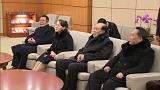Winter Olympics: Kim Jong Un's sister meets South Korean President following opening ceremony