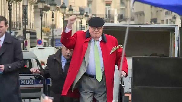 La justice confirme l'exclusion de Jean-Marie Le Pen du Front national