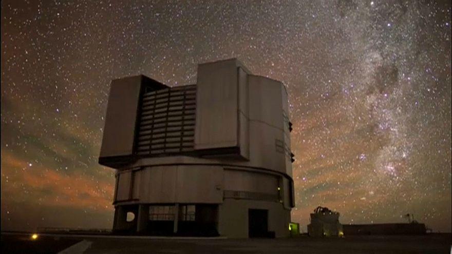 El Observatorio de Paranal buscará vida extraterrestre
