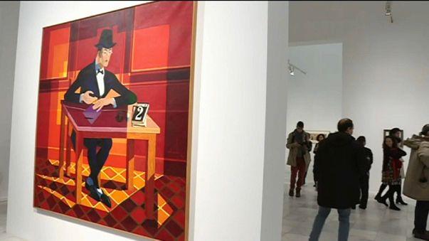 Fernando Pessoa viajou até Madrid