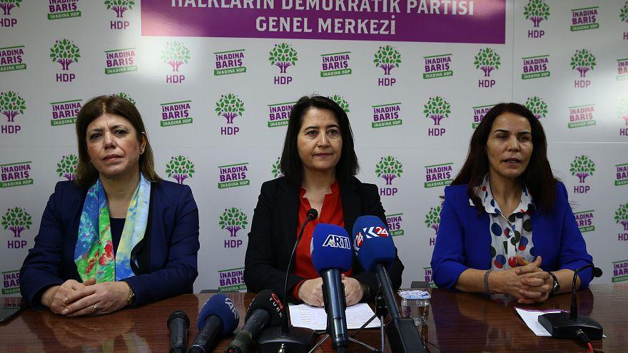 HDP Eş Genel Başkanı Serpil Kemalbay'a gözaltı kararı