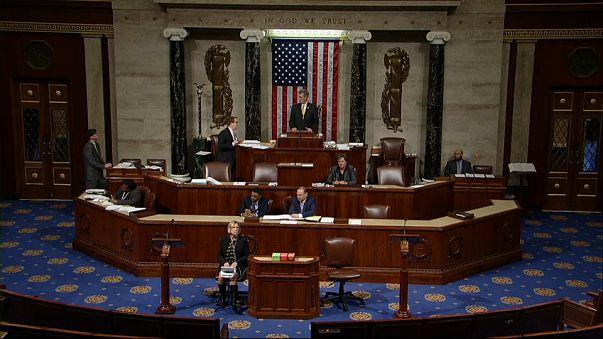 EEUU aprueba los presupuestos y reabre la Administración