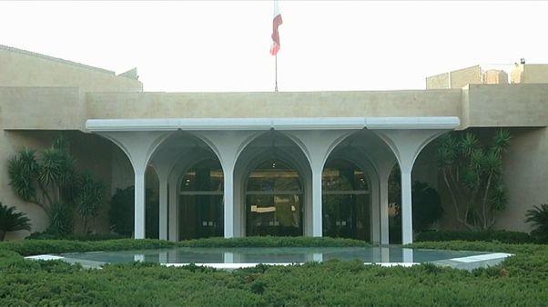 Baabda Palace, Beirut dove avverrà la firma dell'accordo