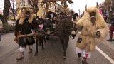 Зима, уходи! Традиции Бушояраша