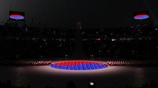 Via a Pyeongchang 2018, tutte le foto della cerimonia d'apertura