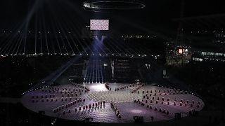 Ceremonia de apertura de los Juegos de Pyeongchang 2018, imágenes en directo