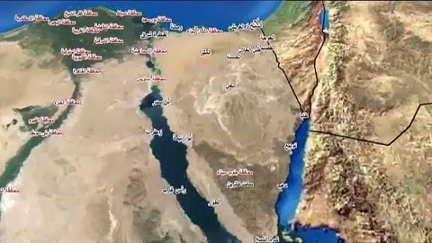 Terrorellenes művelet Egyiptomban