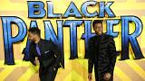 """Black Panther"" has its European premiere"