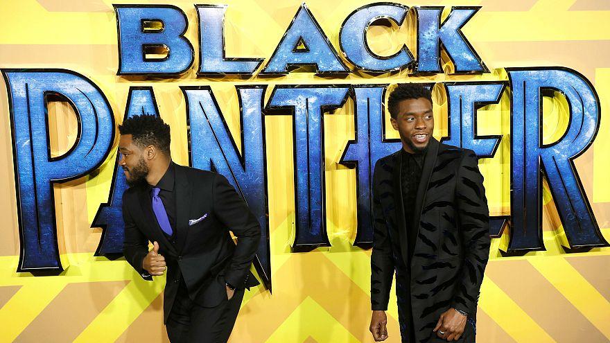 """Black Panther"" has its European premiere"