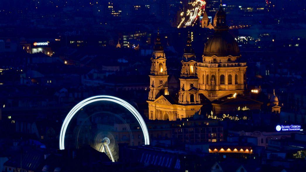 Budapest a 10 legjobb európai úti cél között