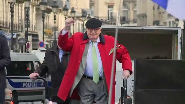 Justiça francesa confirma exclusão de Jean-Marie Le Pen da Frente Nacional