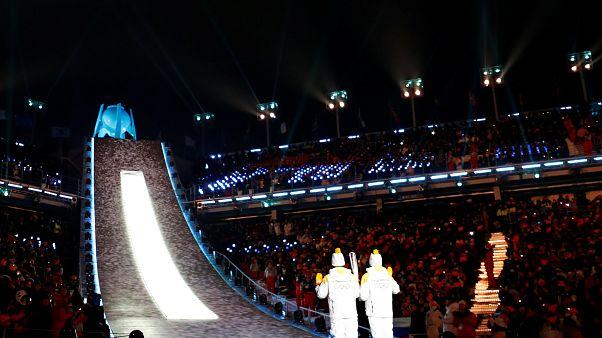 Les Jeux olympiques de Pyeongchang sont ouverts