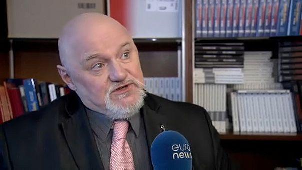 كلود مونيكي، يتحدث عن الخلايا الإرهابية النائمة في أوروبا