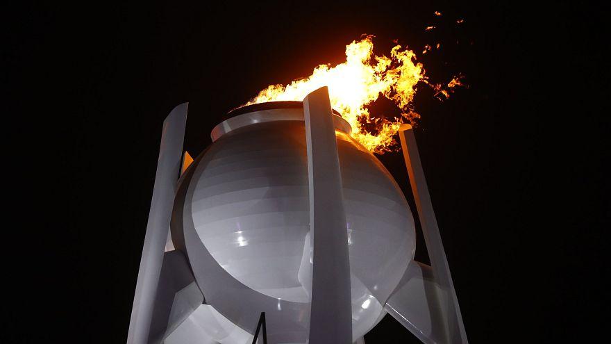 23. Olympische Winterspiele in Pyeongchang eröffnet