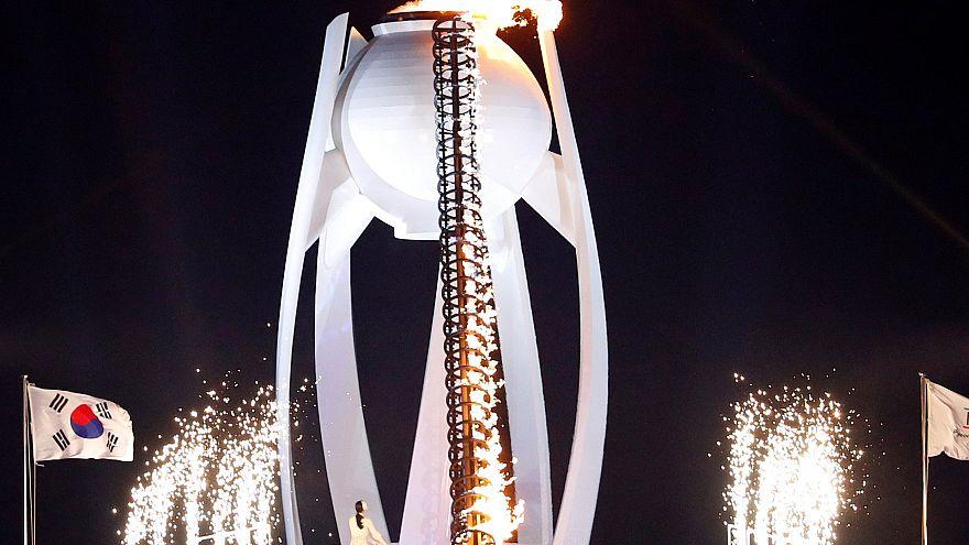 Олимпийские игры открылись
